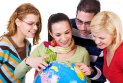 Как волонтеры учат английский