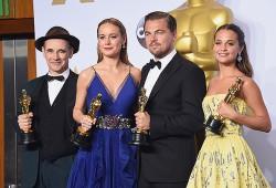 Лауреаты «Оскара» в 2016 году