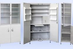 Особенности медицинских шкафов